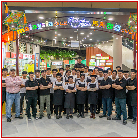Malaysia Chiak! Opening at Great World City